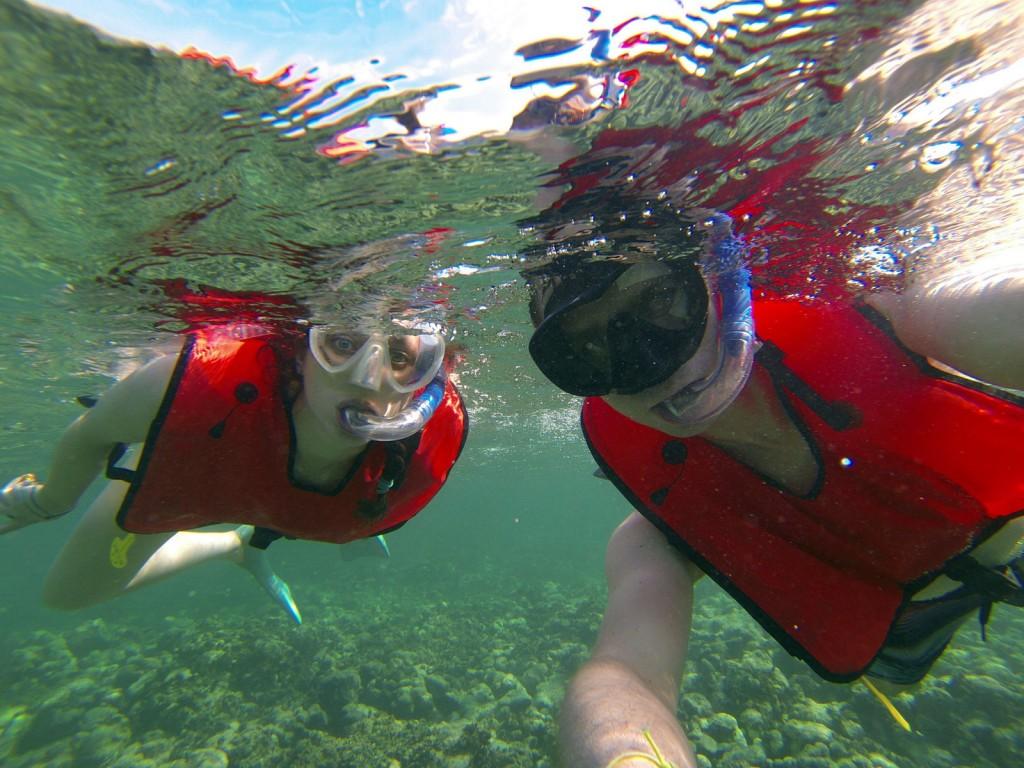 Schnorcheln auf den Florida Keys