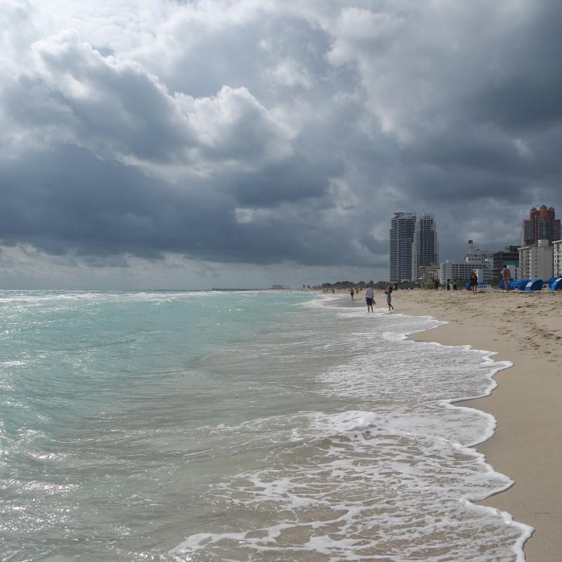 Strand von Miami Beach