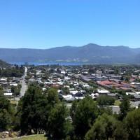 Pucon Aussichtspunkt