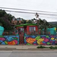 Valparaiso Graffitti