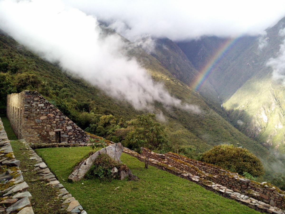 Der lange Weg nach Machu Picchu