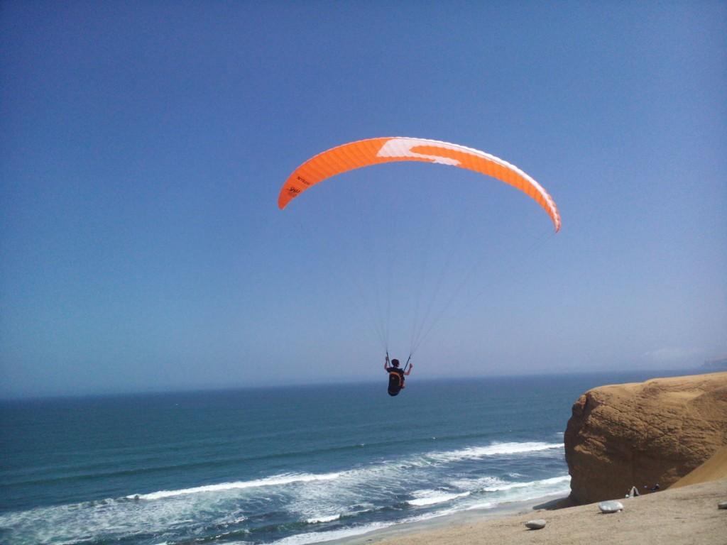 soaring am strand