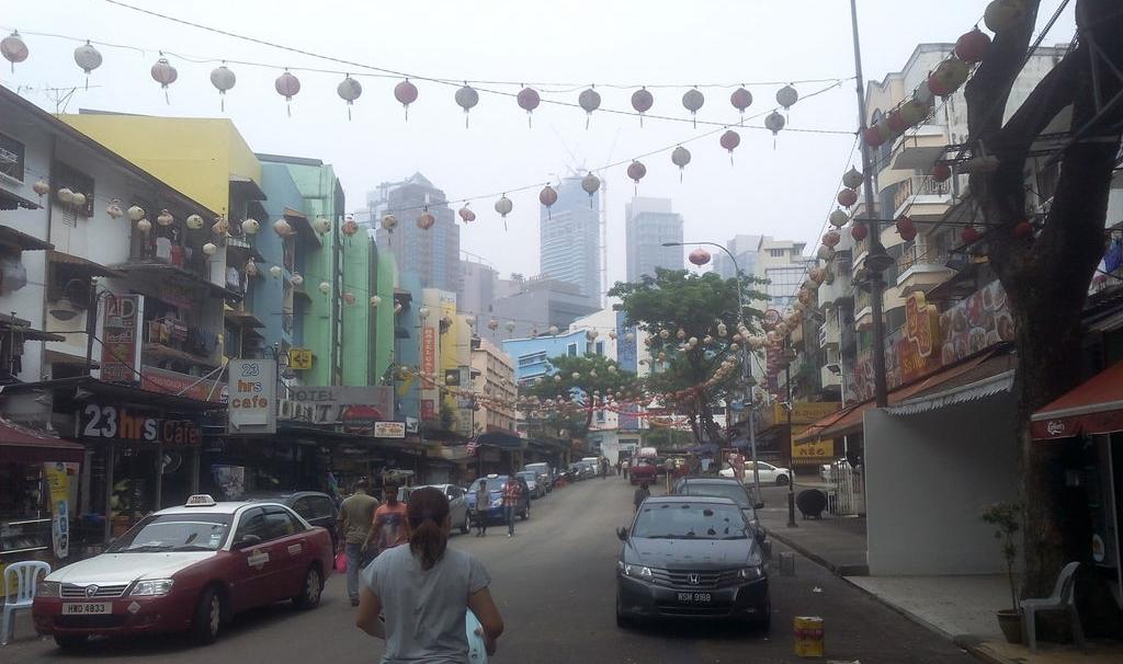 Kuala Lumpur – willkommen im Haze