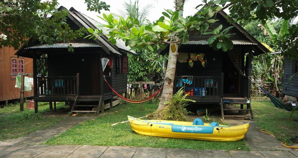 Cherating – ein Ort zum Entspannen