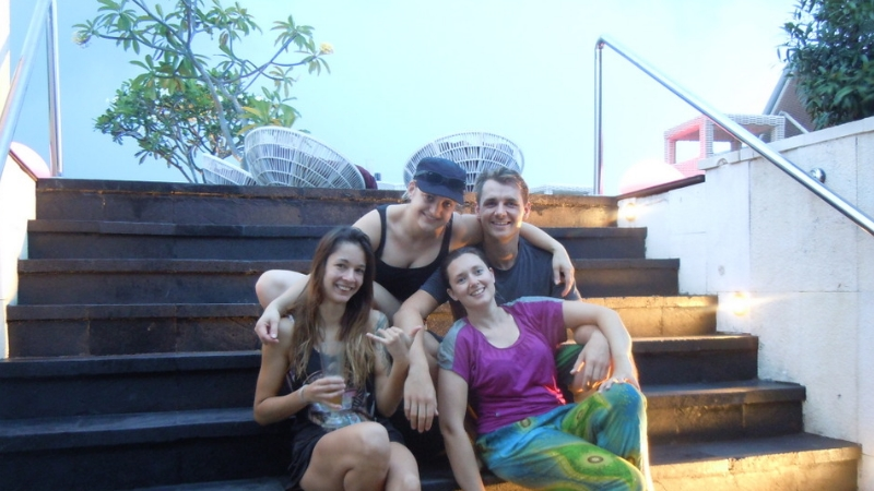 Kuta Bali – Weihnachten mal anders