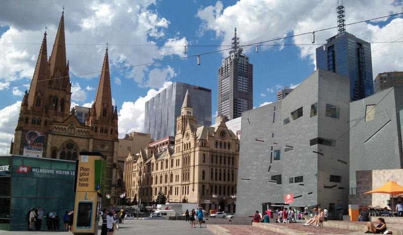 Mitten in Melbourne