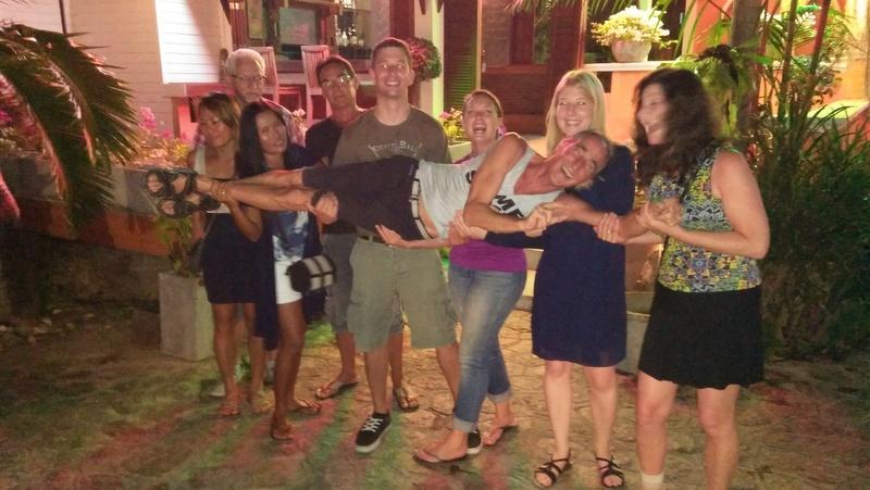 Phuket – Familienfest und ein verstecktes Fluggebiet