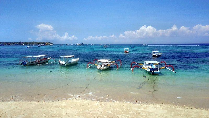 Nusa Lembongan – Bungalow mit Aussicht