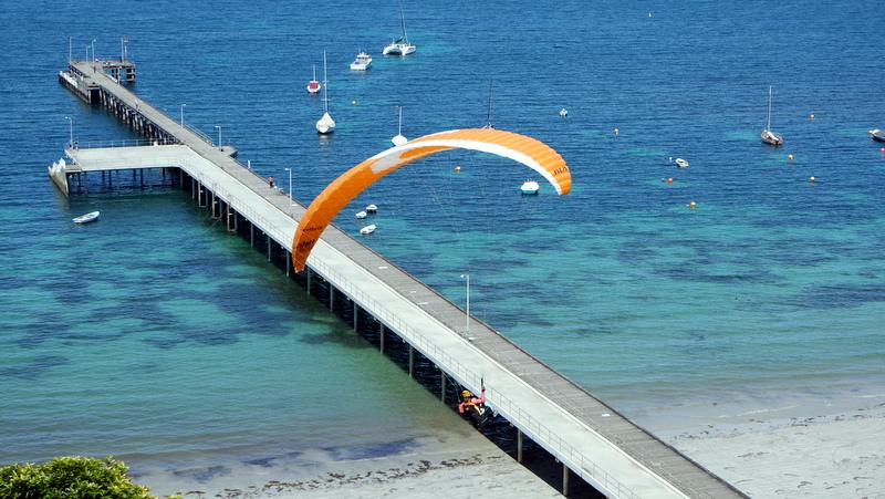 Mornington Halbinsel – Soaring an Australiens südlicher Küste