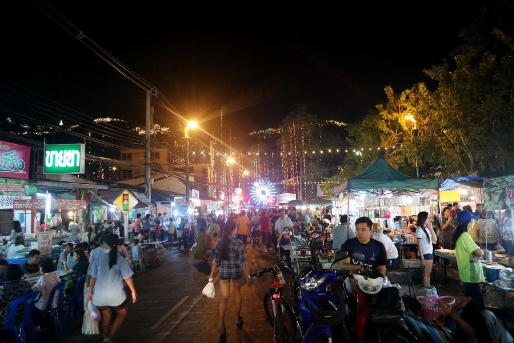 Markt am Tempelfest