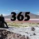 365 Tage - Reise Jubiläum